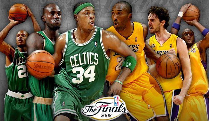 2008年NBA总决赛录像回放 湖人vs凯尔特人[全六场]-麦豆网