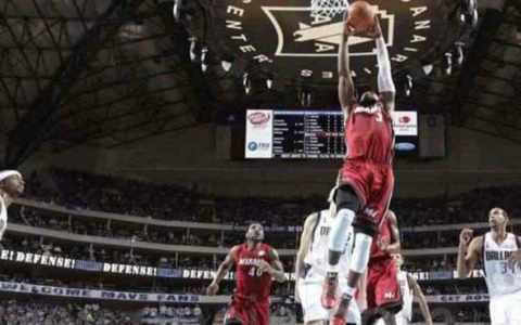 2011年NBA圣诞大战录像回放 热火vs小牛(独行侠)全场重播-麦豆网