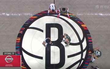 2020.1.19NBA常规赛 雄鹿vs篮网 全场录像回放-麦豆网