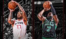 2020.3.1NBA常规赛 火箭vs凯尔特人 全场录像回放-麦豆NBA录像吧