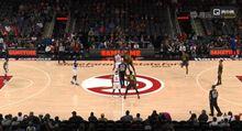 2020.2.10NBA常规赛 尼克斯vs老鹰 全场录像回放-麦豆NBA录像吧
