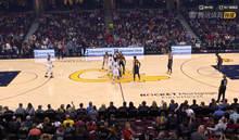 2020.3.8NBA常规赛 掘金vs骑士 全场录像回放-麦豆NBA录像吧