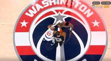 2020.3.11NBA常规赛 尼克斯vs奇才 全场录像回放-麦豆NBA录像吧