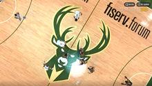 2020.3.5NBA常规赛 步行者vs雄鹿 全场录像回放-麦豆NBA录像吧
