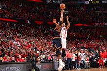 罗斯绝杀骑士 2015年NBA东部半决赛公牛vs骑士G3录像回放-麦豆网