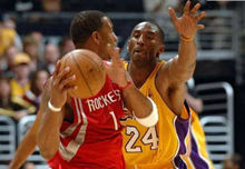2005年麦迪绝杀湖人 0.3秒左手上篮全场录像回放-麦豆网