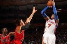 安东尼双绝杀公牛 2012.4.9公牛vs尼克斯录像回放-麦豆NBA录像吧