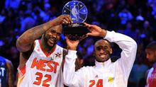 2009年NBA全明星赛全场录像回放-麦豆NBA录像吧