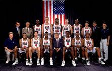 美国男篮梦之队(梦一队)首场比赛录像回放-麦豆NBA录像吧