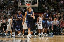牛马大战 2006年NBA西决马刺vs小牛G7录像回放-麦豆NBA录像吧