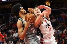 2020.8.3NBA常规赛 奇才vs篮网 全场录像回放-麦豆NBA录像吧