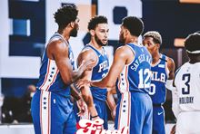 2020.8.2NBA常规赛 76人vs步行者 全场录像回放-麦豆NBA录像吧